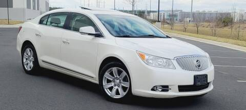 2011 Buick LaCrosse for sale at BOOST MOTORS LLC in Sterling VA