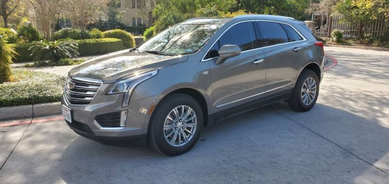 2018 Cadillac XT5 for sale at Motorcars Group Management - Bud Johnson Motor Co in San Antonio TX