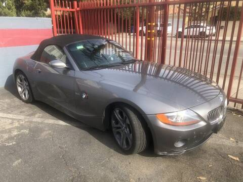 2003 BMW Z4 for sale at Boktor Motors in North Hollywood CA