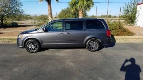 2017 Dodge Grand Caravan for sale at Ryan Richardson Motor Company in Alamogordo NM
