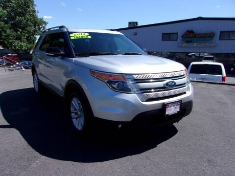 2014 Ford Explorer for sale at Dorman's Auto Center inc. in Pawtucket RI