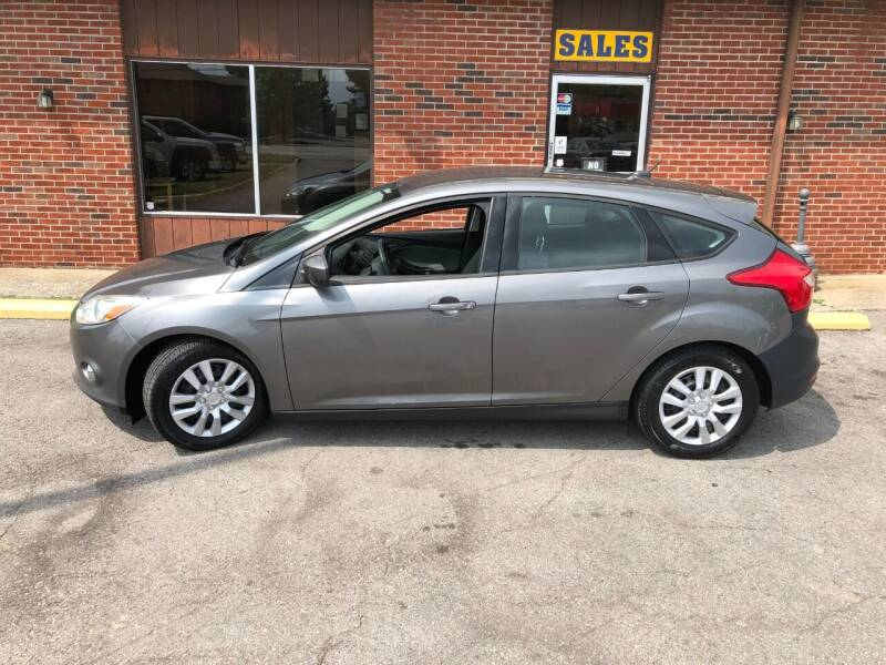 2012 Ford Focus for sale at Atlas Cars Inc. in Radcliff KY