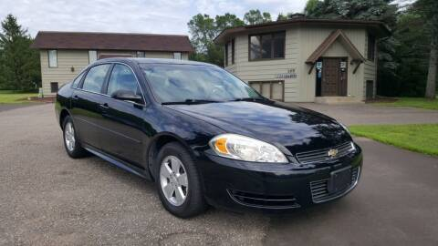 2011 Chevrolet Impala for sale at Shores Auto in Lakeland Shores MN