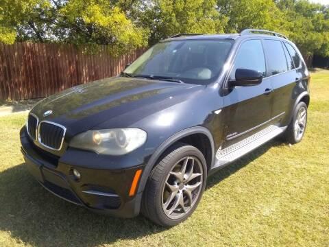 2011 BMW X5 for sale at El Jasho Motors in Grand Prairie TX