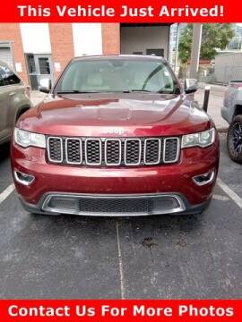 2017 Jeep Grand Cherokee for sale at BEAMAN TOYOTA in Nashville TN