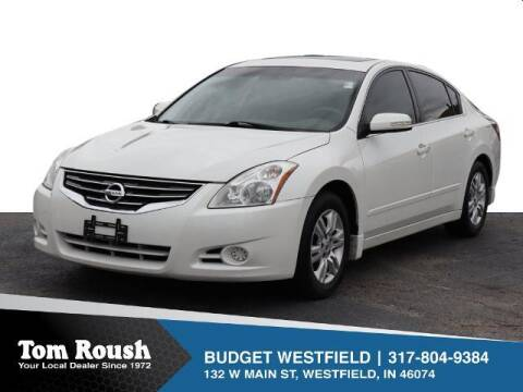 2012 Nissan Altima for sale at Tom Roush Budget Westfield in Westfield IN