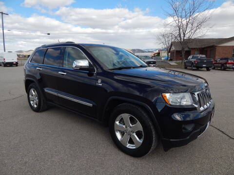 2011 Jeep Grand Cherokee for sale at West Motor Company - West Motor Ford in Preston ID