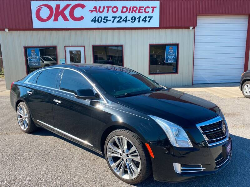 2014 Cadillac XTS for sale at OKC Auto Direct in Oklahoma City OK