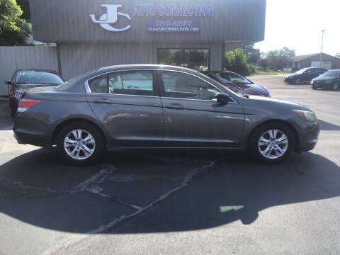 2009 Honda Accord for sale at JC AUTO CONNECTION LLC in Jefferson City MO