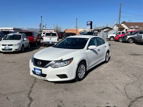 2018 Nissan Altima for sale at Orem Auto Outlet in Orem UT