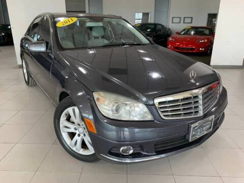 2011 Mercedes-Benz C-Class for sale at Auto Mall of Springfield north in Springfield IL