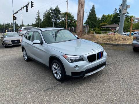 2014 BMW X1 for sale at KARMA AUTO SALES in Federal Way WA
