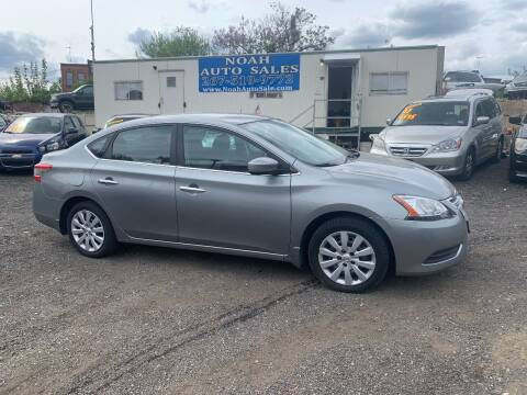 2014 Nissan Sentra for sale at Noah Auto Sales in Philadelphia PA