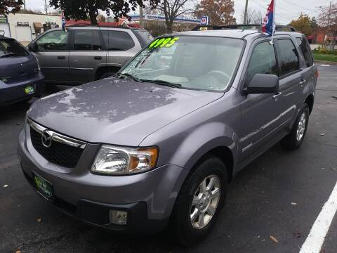 2008 Mazda Tribute for sale at Oak Hill Auto Sales of Wooster, LLC in Wooster OH