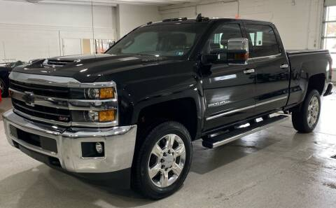 2019 Chevrolet Silverado 2500HD for sale at Hamilton Automotive in North Huntingdon PA