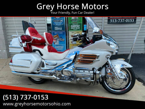 2008 Honda Goldwing for sale at Grey Horse Motors in Hamilton OH