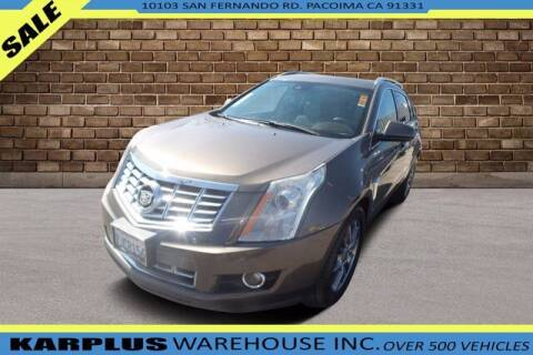 2015 Cadillac SRX for sale at Karplus Warehouse in Pacoima CA