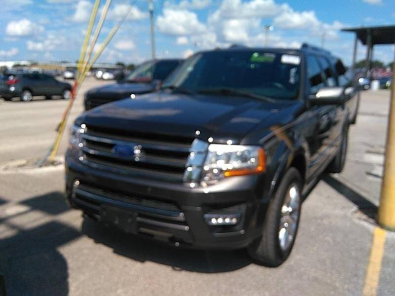 2017 Ford Expedition EL for sale at MG Auto Center LP in Lake Park FL