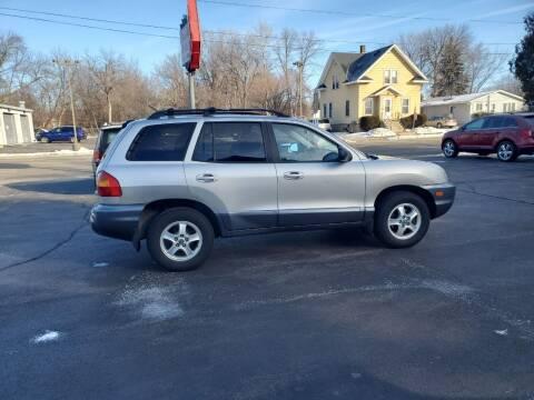 2004 Hyundai Santa Fe for sale at Deals on Wheels in Oshkosh WI