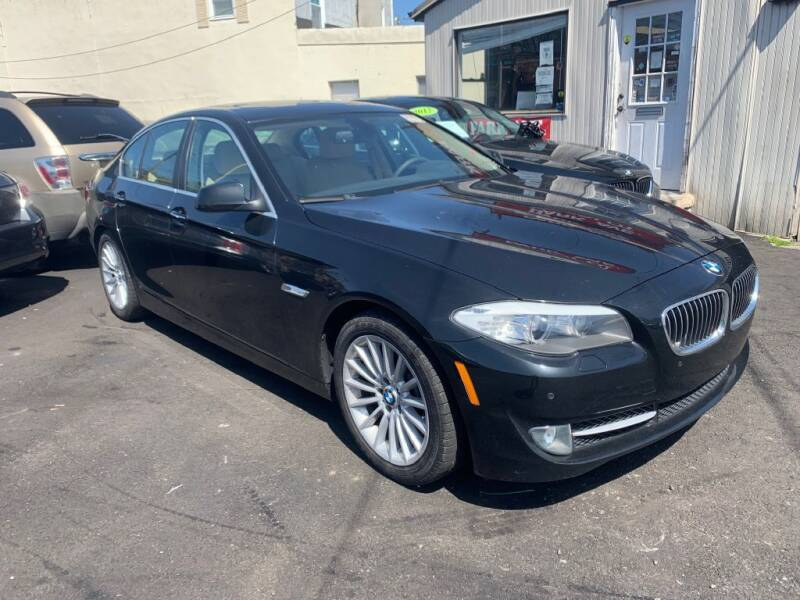 2011 BMW 5 Series for sale at Park Avenue Auto Lot Inc in Linden NJ