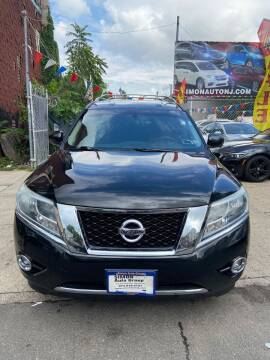 2015 Nissan Pathfinder for sale at Simon Auto Group in Newark NJ