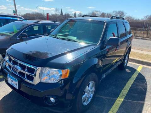 2010 Ford Escape for sale at Auto Tech Car Sales in Saint Paul MN