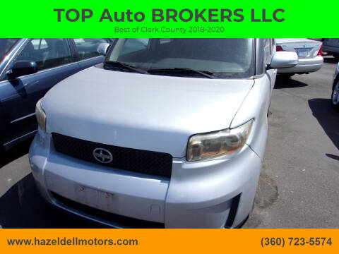 2008 Scion xB for sale at TOP Auto BROKERS LLC in Vancouver WA