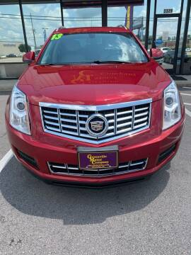 2013 Cadillac SRX for sale at Greenville Motor Company in Greenville NC