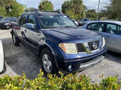 2007 Nissan Frontier for sale at Mike Auto Sales in West Palm Beach FL