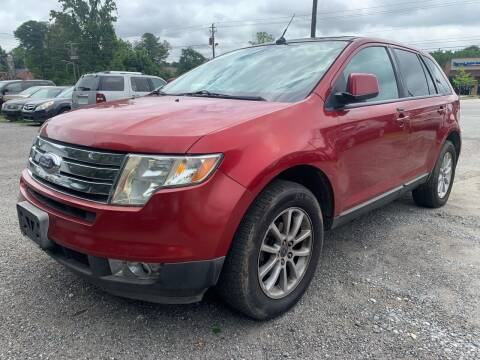 2007 Ford Edge for sale at ATLANTA AUTO WAY in Duluth GA
