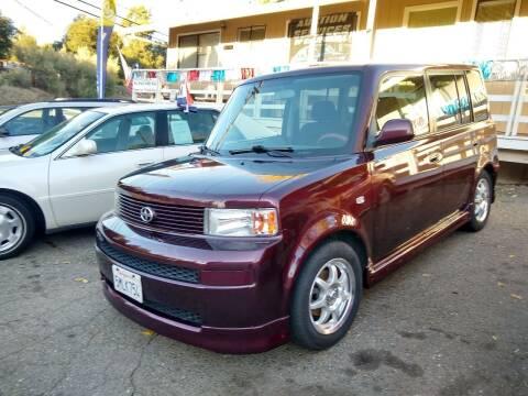 2005 Scion xB for sale at AUCTION SERVICES OF CALIFORNIA in El Dorado CA