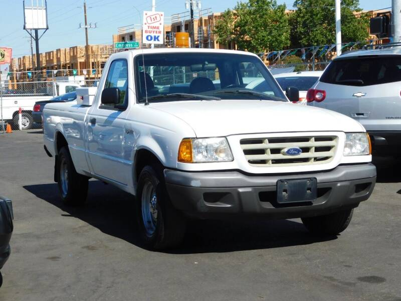 2002 Ford Ranger for sale at General Auto Sales Corp in Sacramento CA