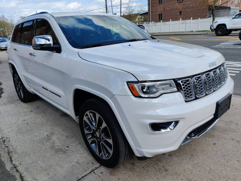 2018 Jeep Grand Cherokee for sale at LIBERTY AUTOLAND INC - LIBERTY AUTOLAND II INC in Queens Villiage NY