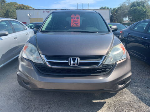 2011 Honda CR-V for sale at Bargain Auto Sales in West Palm Beach FL