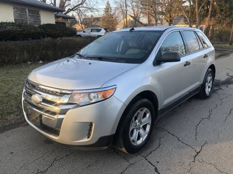 2013 Ford Edge for sale at Urban Motors llc. in Columbus OH