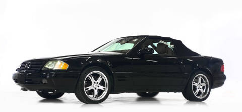 2000 Mercedes-Benz SL-Class for sale at Houston Auto Credit in Houston TX