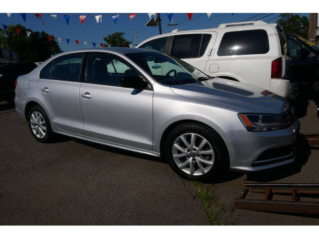 2015 Volkswagen Jetta for sale at MICHAEL ANTHONY AUTO SALES in Plainfield NJ