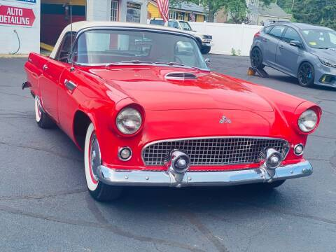 1955 Ford Thunderbird for sale at Milford Automall Sales and Service in Bellingham MA