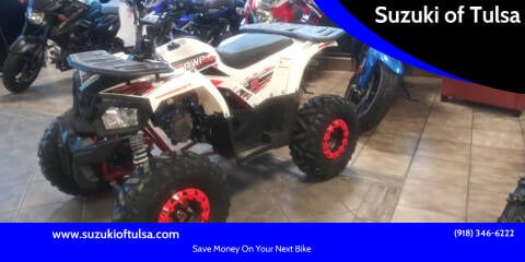 2020 Ace Powersports Inc T125 for sale at Suzuki of Tulsa in Tulsa OK