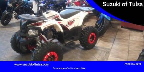 2020 Ace Powersports Inc T125 for sale at Suzuki of Tulsa in Tulsa OK