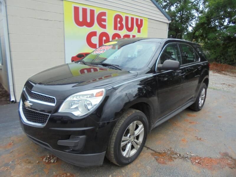 2013 Chevrolet Equinox for sale at Right Price Auto Sales in Murfreesboro TN