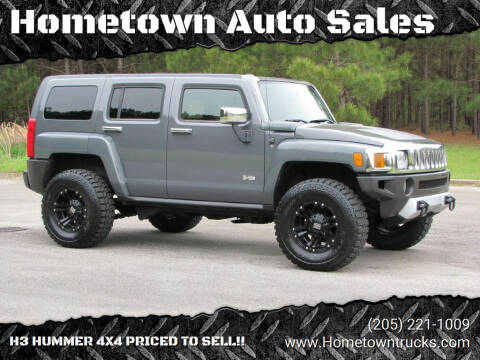 2009 HUMMER H3 for sale at Hometown Auto Sales - SUVS in Jasper AL