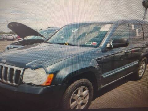 2008 Jeep Grand Cherokee for sale at Brick City Affordable Cars in Newark NJ