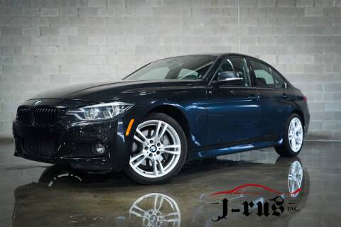 2018 BMW 3 Series for sale at J-Rus Inc. in Macomb MI
