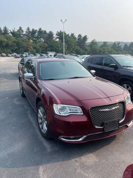 2019 Chrysler 300 for sale at Jeff D'Ambrosio Auto Group in Downingtown PA