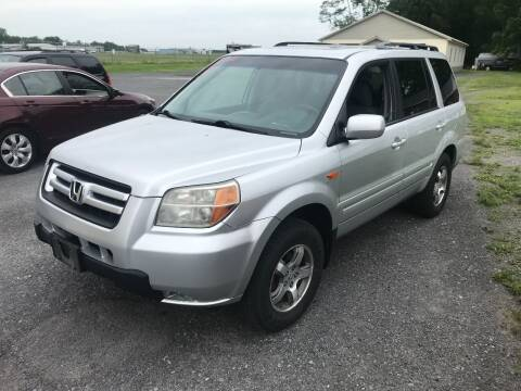 2008 Honda Pilot for sale at RJD Enterprize Auto Sales in Scotia NY