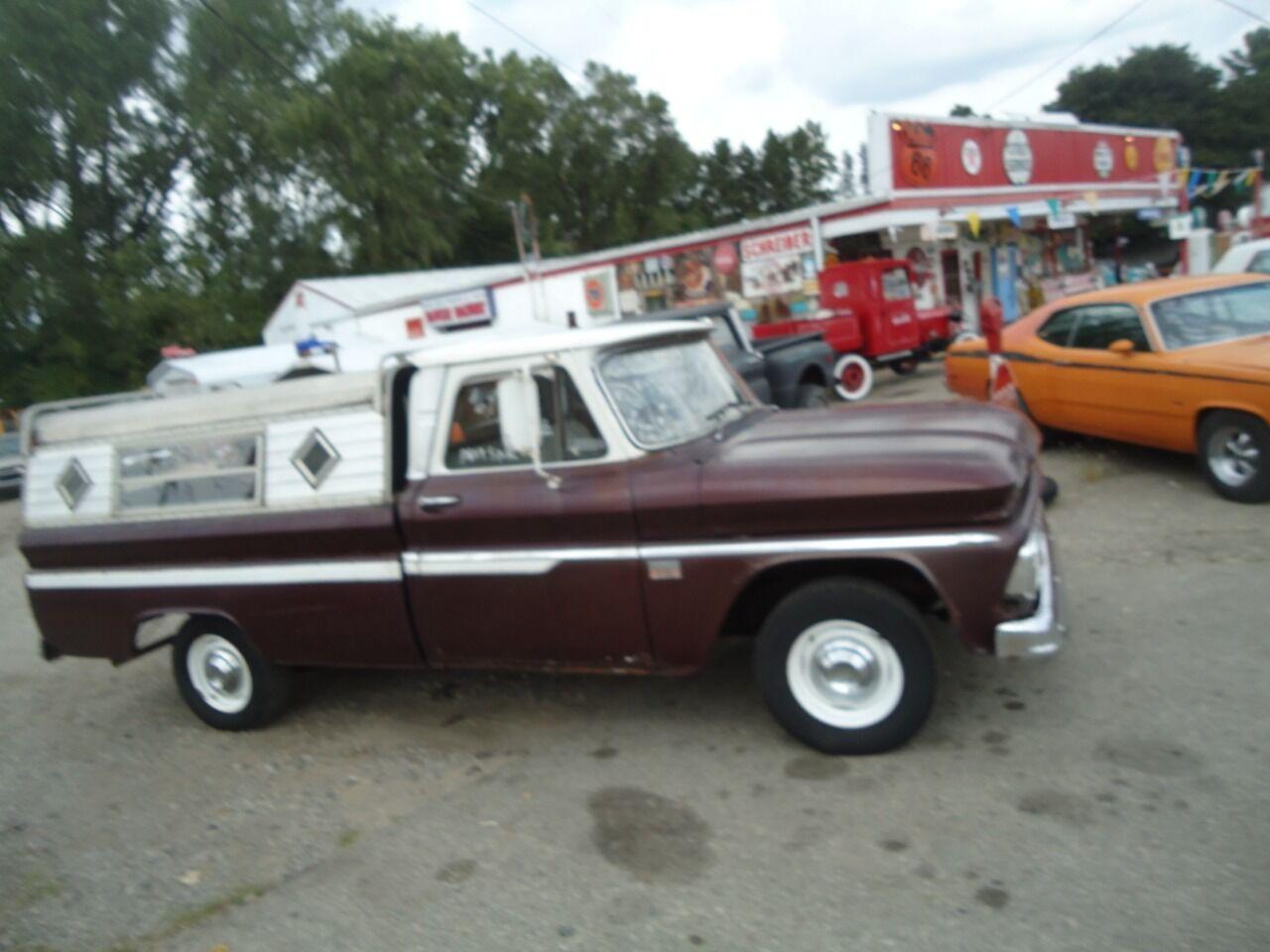 1966 Chevrolet C/K 10 Series 23