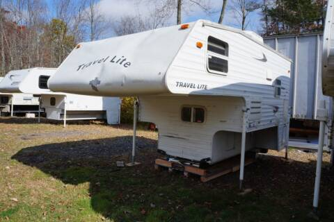 2006 Travel Lite 890SBRX for sale at Polar RV Sales in Salem NH