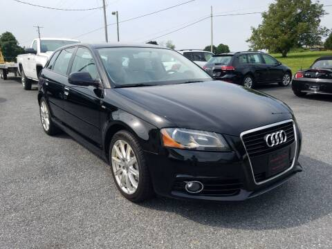 2012 Audi A3 for sale at John Huber Automotive LLC in New Holland PA