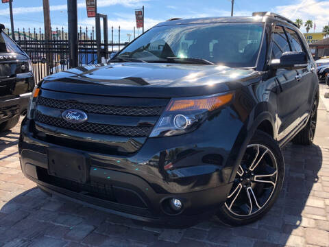 2014 Ford Explorer for sale at Unique Motors of Tampa in Tampa FL